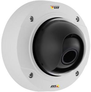 Full HD купольные камеры AXIS P3225-V Mk II с моторизованным Р-Iris вариообъективом 3-10,5 мм