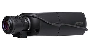 охранная ip камера IXE+ линейки Sarix II с технологией Pelco SureVision 3.0 и повышенной чувствительностью