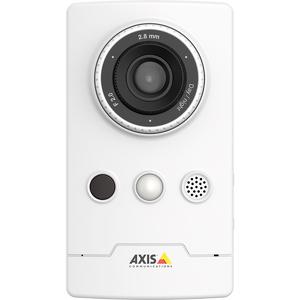 2-мегапиксельные миникамеры видеонаблюдения AXIS M1065-L с обзором на 110°