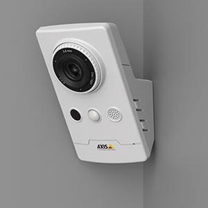 экономичная беспроводная камера AXIS M1065-LW с технологией Dual-Band Wi-Fi