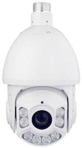 IP камера видеонаблюдения ZN8-P5NTAF61L с видеоаналитикой и аппаратными PTZ-функциями
