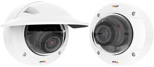 5 МР купольные камеры «день-ночь» P3227-LV и P3227-LVE с вандалозащитой и высокой чувствительностью
