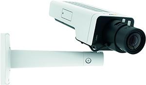 классическая ip камера корпусная P1367 с разрешением 5 МР при 30 к/с и функцией WDR 120 дБ