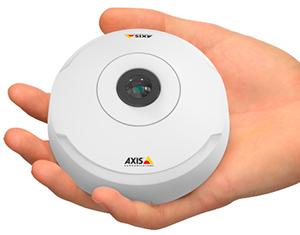 12 МР цветные камеры M3048-P с технологией Zipstream, WDR - Dynamic Contrast и перекрашиваемым корпусом