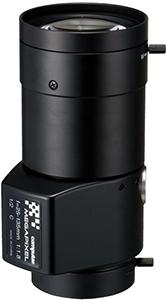профессиональный вариофокальный объектив EG5Z2518FC-MP для 3-мегапиксельных камер видеонаблюдения