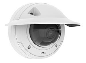 Фиксированные купольные IP-камеры HD P3375-VE