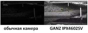наружные поворотные камеры IPX4602SV с чувствительностью до 0,0015 лк