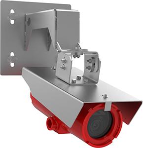 2 МР наружные видеокамеры F101-A XF Q1785 с взрывозащитой