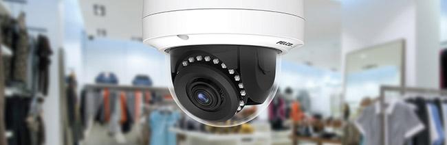 антивандальные сетевые видеокамеры Pelco Sarix Pro IMP 3