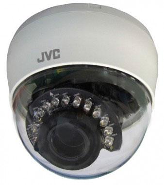 видеокамера купольного типа TK-T2101RE