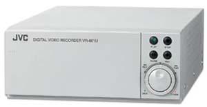 Одноканальный цифровой видеорегистратор VR-601E JVC со съемным жестким диском
