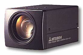 телекамера Mitsubishi