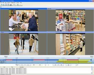 программа видеонаблюдения AXIS Camera Station v.3.0