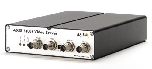 видеосервер AXIS 2400