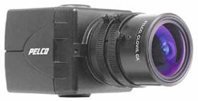 охранная видеокамера Pelco C10DN-7X