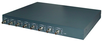 8-канальный IP-видеокодер