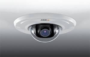новая миниатюрная камера M3011 марки Axis