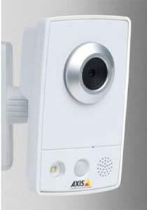 малогабаритная интернет камера Axis