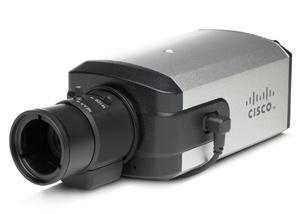 2-мегапиксельная IP-видеокамера компании Cisco