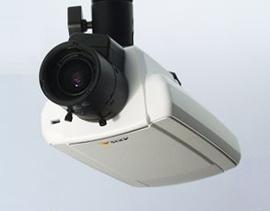 новая IP-камера P1343 марки Axis