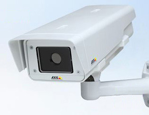 новая тепловизионная камера марки Axis