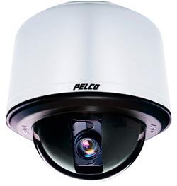 высокоскоростная купольная камера марки Pelco
